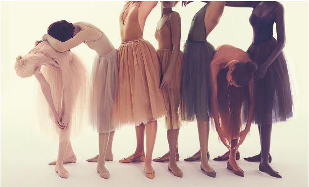 Calzado 'nude'