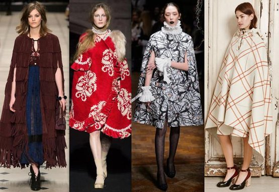 bbdecc6edcad Tendencias-Moda-Mujer-Otoño-Invierno-2015-2016 ...